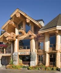 ручная рубка дом
