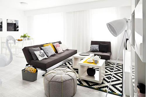 Декоративный текстиль для дома: какие ткани можно использовать в современном интерьере? в фото