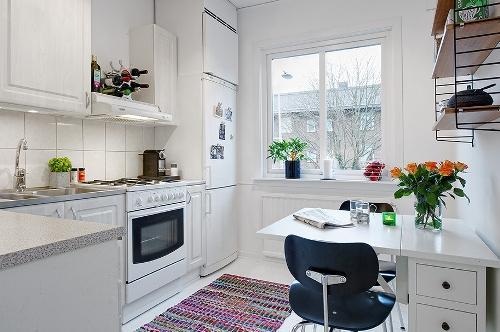 Дизайн двухкомнатной квартиры в фото