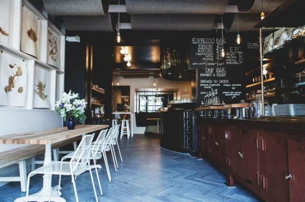 Дизайн кофеен: обзор уютных интерьеров для истинных гурманов и кофеманов