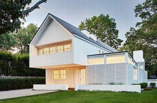 Дом- семейное гнездо от архитекторов Masi в фото