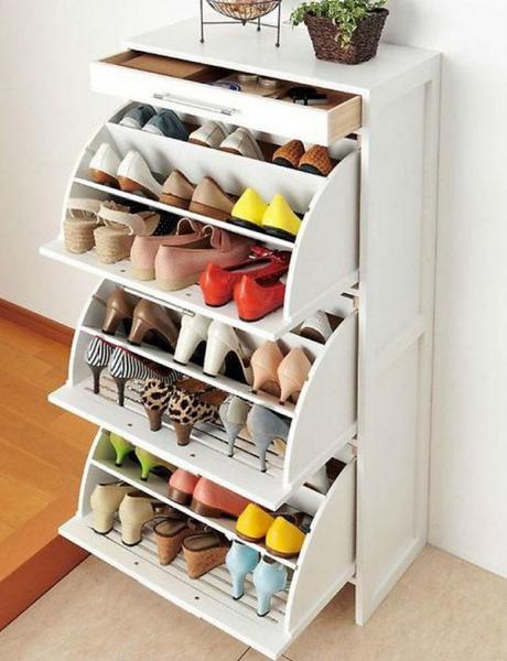 Этажерка для обуви: порядок и удобство в вашей прихожей