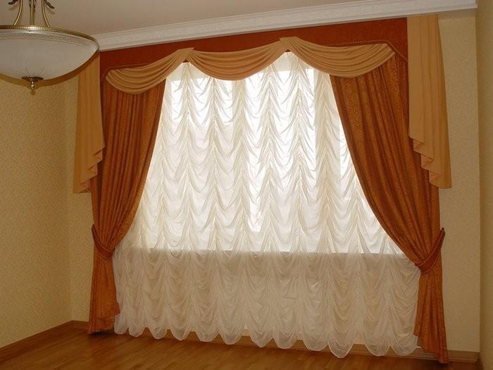 Французские шторы своими руками: выкройки, изготовление в фото