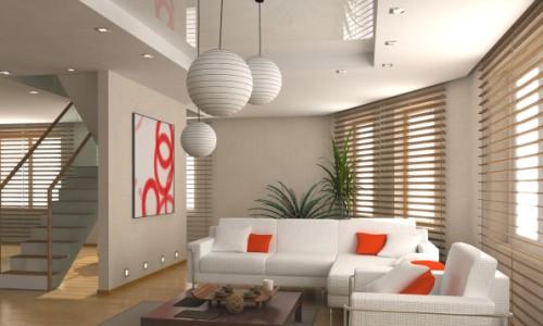 Идеи расположения светильников на натяжном потолке в фото