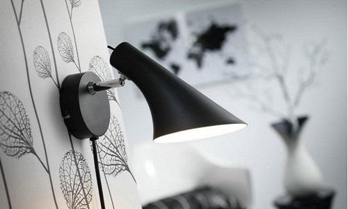Изготовление настенного светильника своими руками в фото