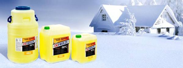 Как правильно выбрать качественный теплоноситель для системы отопления загородного дома