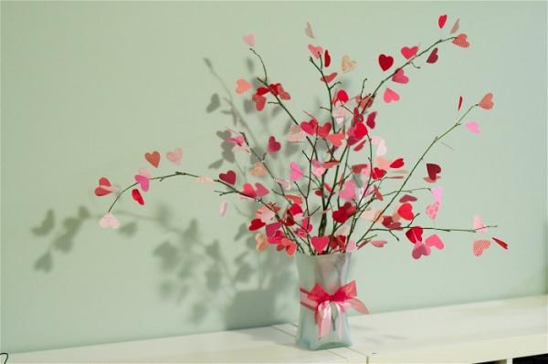 Как украсить дом на День святого Валентина – идеи декора