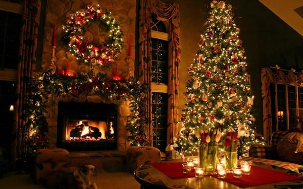 Как украсить дом на Новый год 2016: дизайнерские советы и волшебные рекомендации