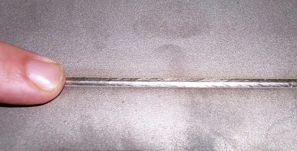 Как варить тонкий металл в фото