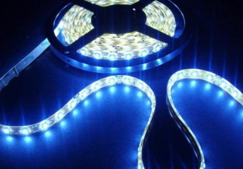 Как выбрать яркую светодиодную ленту в фото