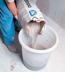 Какой цемент выбрать для заливки фундамента в фото
