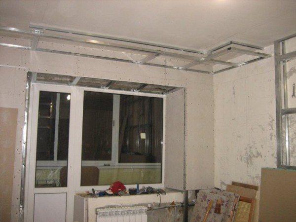 Какой потолок лучше в спальне квартиры жилого дома