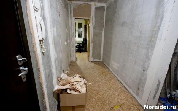 Когда начинать и как сделать ремонт в прихожей?
