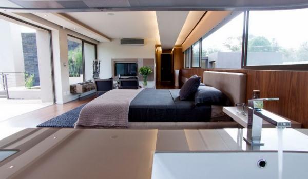 Комнатные растения в интерьере спальни — приятное озеленение в любом доме (63 фото)