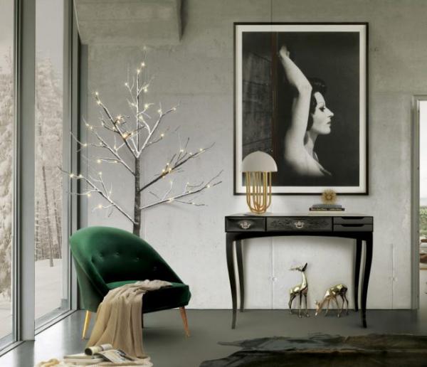 Консоль в прихожую: 80+ моделей в стиле модерн, ампир, шебби-шик и минимализм
