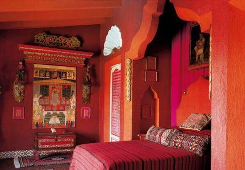 Мексиканский стиль в интерьере в фото