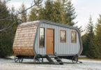 Небольшой дизайнерский дом: проект для аллергиков