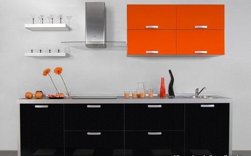 Обзор пластиковых кухонь в фото