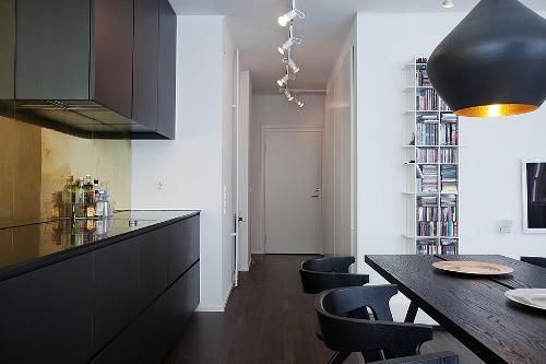 Оригинальный интерьер квартиры в фото