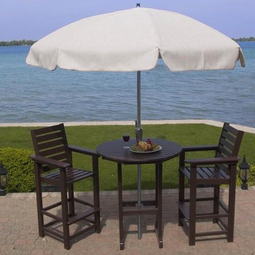 Пластиковая мебель для дачи – лучший вариант для лета