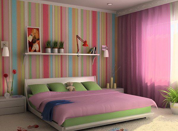 Подбор обоев для спальни: основные рекомендации и советы