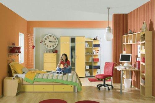 Подростковый интерьер. Какой должна быть комната подростка? в фото