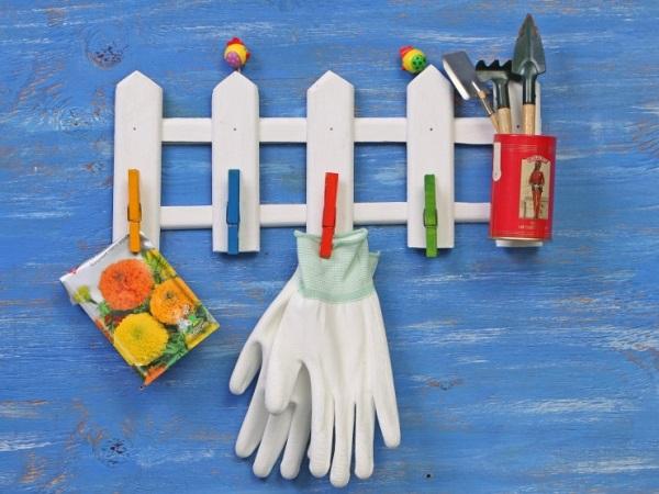 Проявляем креатив — делаем своими руками вешалку в прихожую