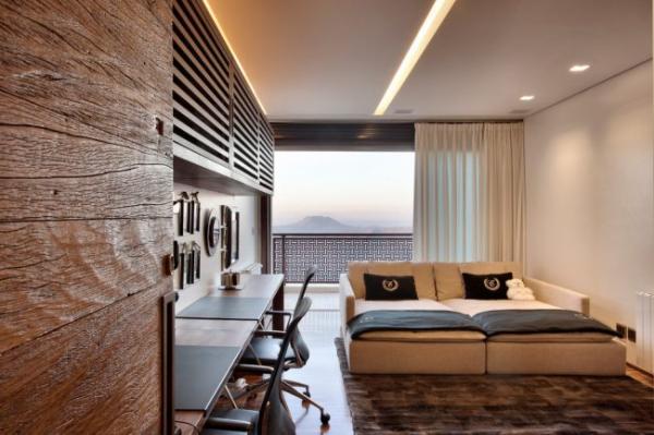 Прямые раскладные диваны на каждый день: 75 бескомпромиссно комфортных вариантов