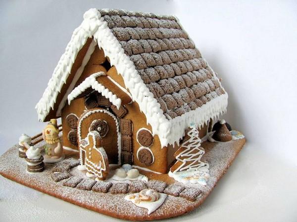 Пряничный домик – место, где живет волшебство
