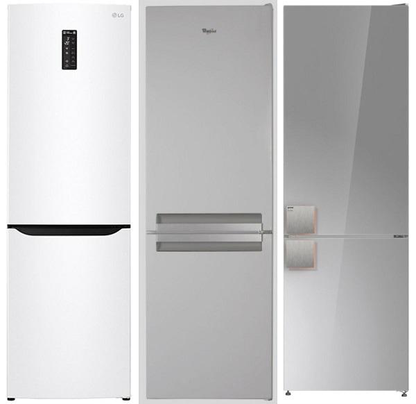 Рейтинг лучших холодильников с системой Ноу Фрост по отзывам покупателей