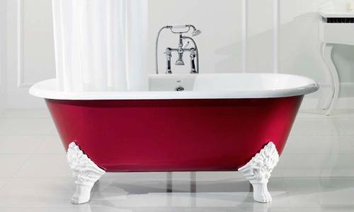 Реставрация чугунной ванны в фото
