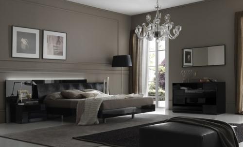 Серый цвет в интерьере в фото