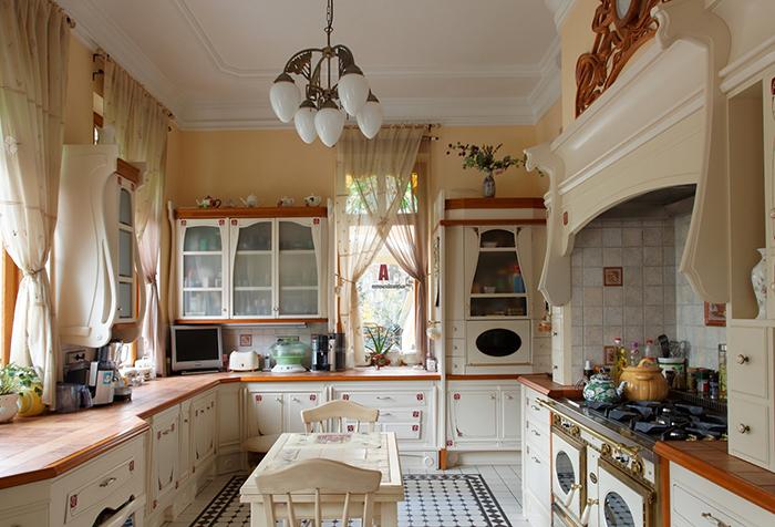 Шторы в деревенском стиле: декорируем интерьер ярко в фото