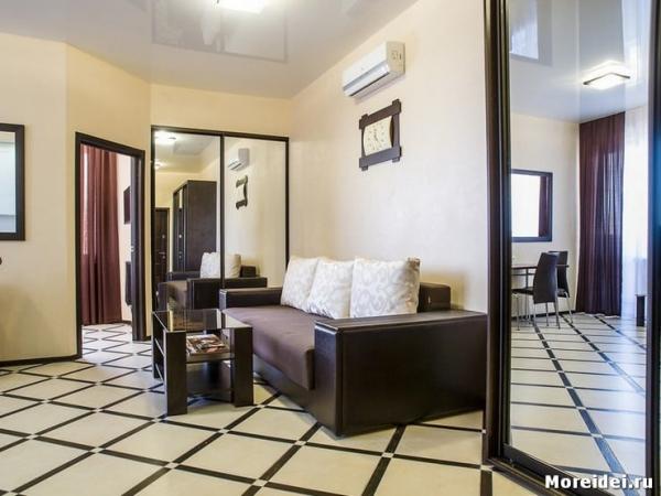 Сколько стоит евроремонт двухкомнатной квартиры?