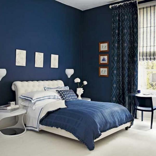 Спальня в темном цвете — 73 фото свежих идей для особой атмосферы