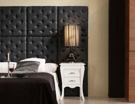 Стеновые панели для спальни – простой способ создания уюта