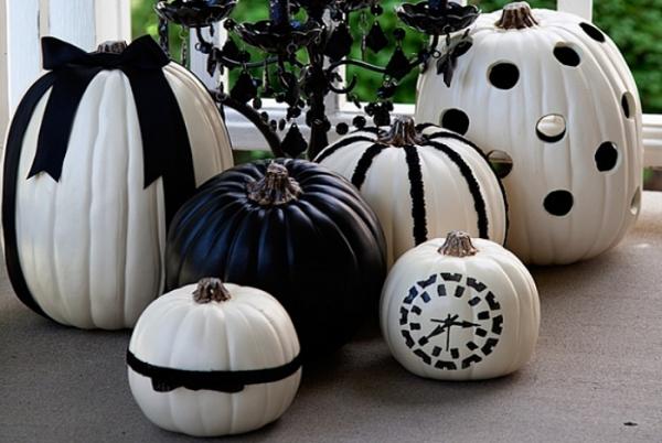 Тыква на Хэллоуин своими руками