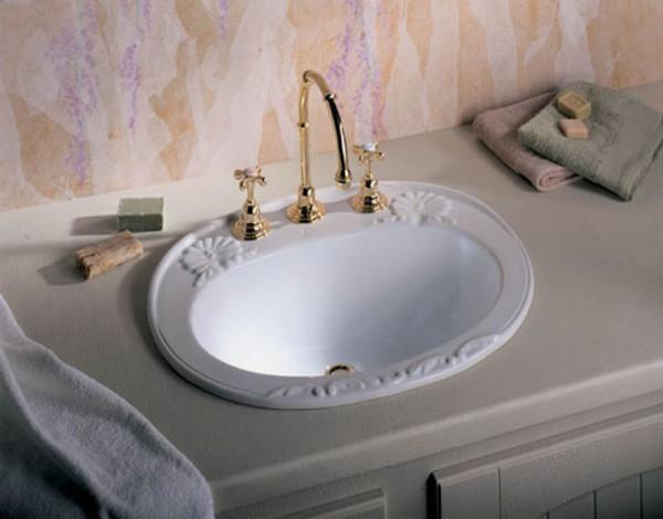 Установка раковины с тумбой и без в ванной — дело, с которым справится каждый мужчина
