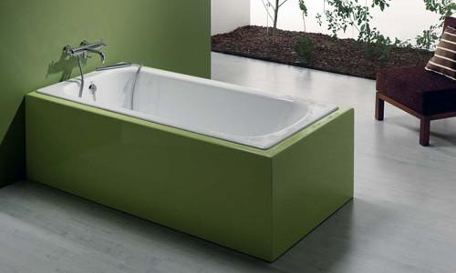 Восстановление эмалевой поверхности ванны в фото