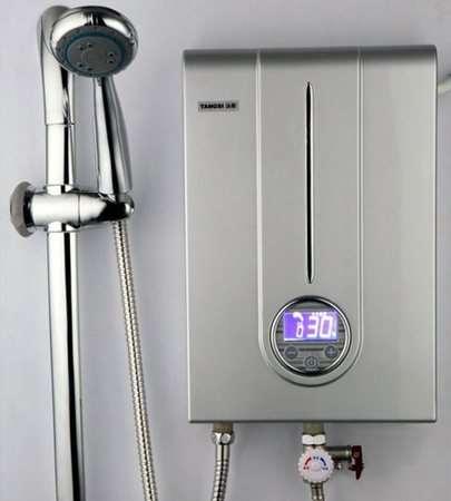 Водонагреватели проточные электрические