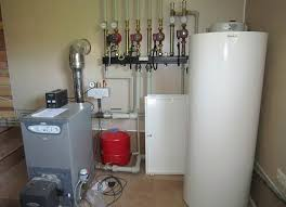 Отопление и водоснабжение