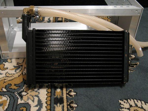 radiator pechki avtomobilya vaz 2109