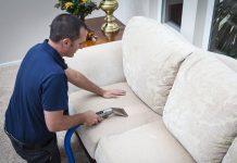 Способы очистки мягкой мебели от разного рода загрязнений