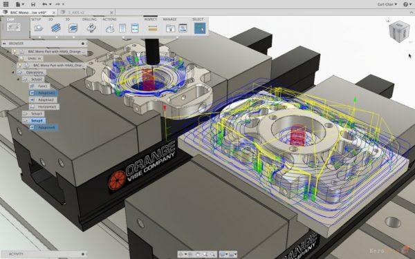Сплайновое моделирование в Autodesk Fusion 360 -