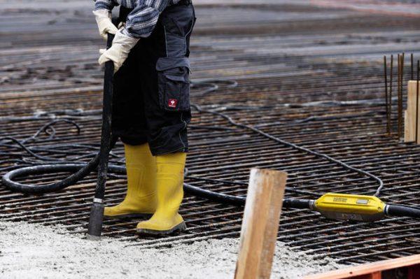 Глубинные вибраторы для бетона