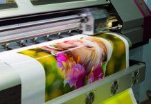 Достоинства и виды интерьерной печати