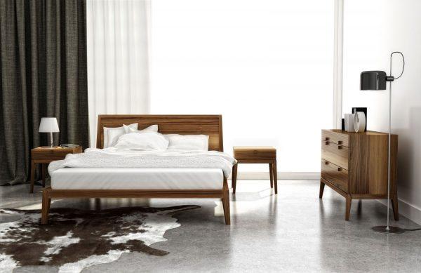 Спальный гарнитур в стиле лофт -