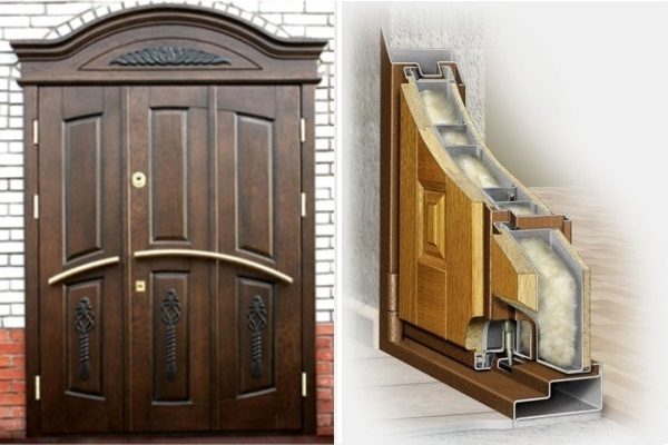Особенности элитных дверей -